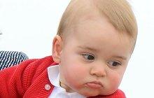 To je snad zlý sen: Kdo přeje smrt malému princi Georgovi (1)?