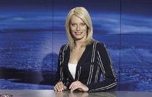 Diváci si ji vydupali: Kloubková se vrací do Televizních novin!