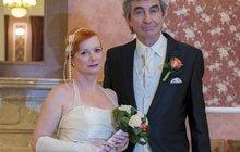 Ordinace odstartuje svatbou! Štěpánová si vydupala vlastní šaty. Co ještě uniklo ze scénáře?