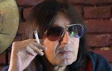 Rocker Aleš Brichta sundal brýle a prozradil: Jak přišel o oko?