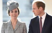 Žárlivá Kate: Williamovi nepřeje pitky s bývalkou a vznešenými kumpány!