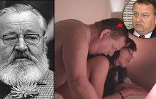 Utajovaný Werichův syn: Natáčel sex! Co nám ktomu řekl?