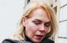 Dagmar Havlová (62): Vážný úraz na ulici!