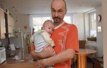 Milan (44) měl leukemii: Doktor mi dal 15% naději!