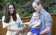 Krutá královská pravidla: Kate se musí vzdát malého George! Až do dospělosti se o něj bude starat náhradní matka