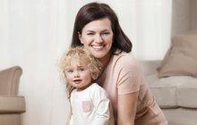 Dvouletá dcera Marty Jandové (41) je pěkné kvítko: Kam poslala svou šokovanou mámu?