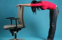 10 rad Aha!: Jak přežít sedavé zaměstnání!