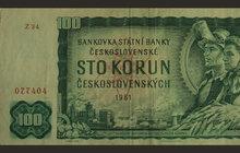 Kvůli jediné stokoruně zemřel v červenci 1986 v Levicích v tehdejším Československu všímavý senior (†66). Na věčnost ho poslal už jednou soudně trestaný ničema (41).