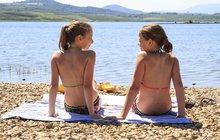 Letní řádění ve vodě může způsobit zdravotní problémy: Dbejte na zásady zdravého koupání!