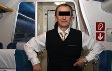 Kolegové strojvedoucího pendolina Jana Č. (59): Přišel o nohu, pomůžeme mu...
