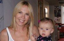 Diana Kobzanová se bojí o dceru: Nebezpečí číhá přímo v rodině!
