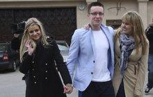 Lukáš Nečesaný (23) seděl 2,5 roku za útok na kadeřnici: Pustili ho, teď jde opět k soudu...