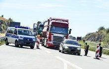 Pozor! Cestou do Drážďan se zdržíte: Na hranici se vrátily kontroly!