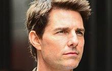 O Tomu Cruiseovi (55) je známo, že je opravdu odvážný a dubléry rozhodně nepotřebuje!