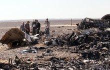 Zřícení ruského airbusu v Egyptě si vyžádalo 224 mrtvých: Trosky leží 5 km od sebe!