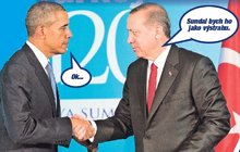 Spiknutí mocných! Rusové tvrdí: Sestřelení letadla schválil Turkům Obama!