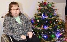 Ilona po léčbě nádoru mozku: Hrozí, že od krku ochrne!