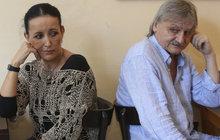 Pavel Soukup (67): Utekl hrobníkovi z lopaty, ale... Ostrá hádka s manželkou!