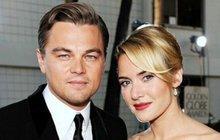 Před dvaceti lety spolu Kate Winslet (41) a Leonardo DiCaprio (42) natočili megatrhák Titanic. Teď se milenci Jack a Rose z »nepotopitelné lodi« sešli znovu – v hercově luxusní vile ve francouzském Saint-Tropez.