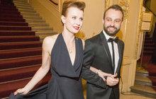 Klenotem plesu byla Schneiderová: Šperky za dva a půl milionu!