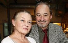 Jana a Viktor Preissovi: Manželé už 47 let! Zpověď o jejich vztahu!