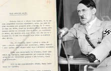 Unikátní objev: Hitlerova závěť nalezena v Praze!