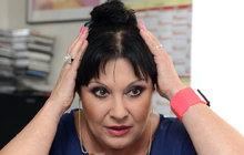 Zničená Patrasová (59): Psychický teror a urážky! Kdo si ji vzal na paškál?