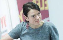 Stryková (36) z Ordinace: Telefonát ze Šumperka ji šokoval!