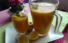 Příval zdraví: Vyzkoušejte osvěžující zeleninovo-ovocné smoothie!