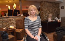 Hana Volfová (50): Na vozíku skončila po stříhání nehtů!