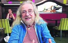 Písničkář Hutka (69): O emigraci, uprchlících i Havlovi!