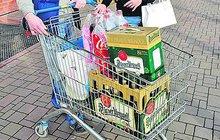 Česko versus Evropa! Velké srovnání cen! Potraviny, cigarety, poplatky...
