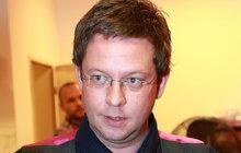 Bývalý král moderátorů Aleš Cibulka (39) je na dně! Je bez práce!