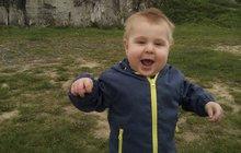 Syn Nikol Němcové (24) Dominik: S leukémií bojuje už od dvou měsíců!