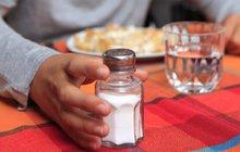 Šokující výsledky vědeckého výzkumu: MÁLO soli vede k infarktu?!