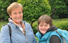 Dcera Moniky Melzerové (47) se narodila s Downovým syndromem: Každý pokrok byl vydřený!
