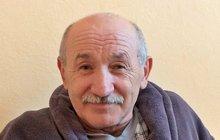 František (67) z Fulneku je smolař: Potřetí má rakovinu!