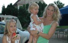 Opuštěná Laurinová o třetím dítěti!