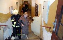 Výbuch plynu si vyžádal dva zraněné!