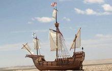 V poušti vyhrabali starou loď! Byla plná...