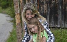 »Druhanda« Johanka (8): Máma ji učí doma, tak si už naordinovaly prázdniny!