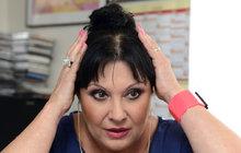 Opuštěná Patrasová (60) v šoku: Měla v domě zloděje!