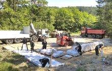 Sklad munice Vrbětice: Průzkumníci v epicentru výbuchu!