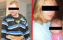 Násilí má Pavel Kapic (22) v krvi: Jeho otec spálil zaživa chlapa v kotli!