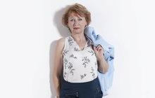 PROMĚNA ČTENÁŘKY: Ladislava (69) z Nymburka se přesvědčila, že šaty ještě nosit může!