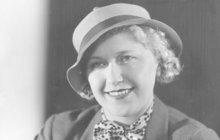 PO STOPÁCH SLAVNÝCH ŽEN: Uznávaná spisovatelka a herečka Olga Scheinpflugová byla vdovou 28 let!