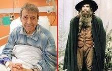 »Krakonoš« Peterka (94): Smutná zpověď z hospicu! Chci umřít!