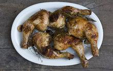 Jednoduché a vynikající kuřecí maso: Bylinky kuřeti skvěle padnou!