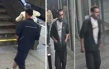 V metru zmlátil muže (67) do krve!
