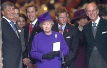 Smrt v královské rodině: Princové William a Harry v slzách!